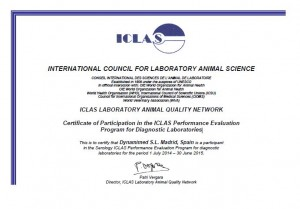 ICLAS Accreditation